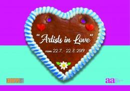 Einladung Artists in Love_1